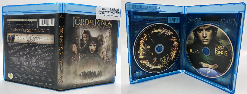 Blu-rays in the era of streaming!