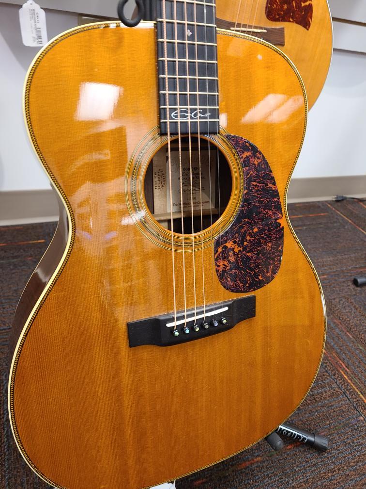Wed Sept 15 – Martin 000-28EC Eric Clapton Signature Acoustic Guitar – $3299